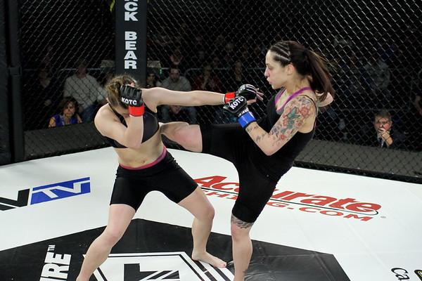 Katie Koenig VS Alysa Ciepluch