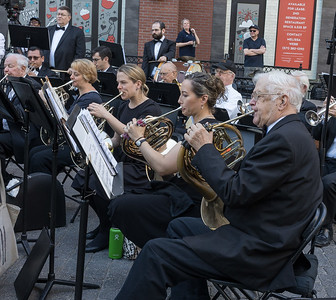 Rockville Concert Band Memorial Day 2019