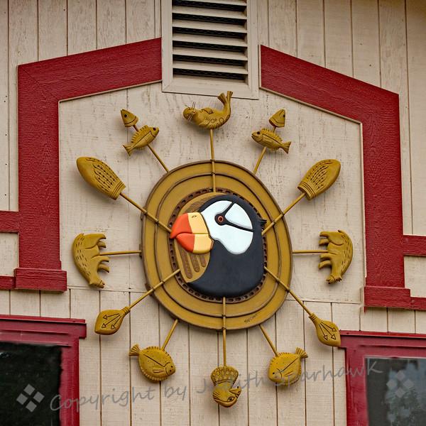 Puffin Symbol