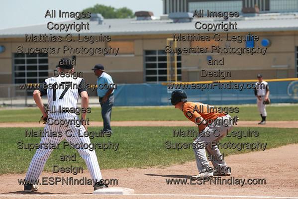 Findlay vs. Maumee Game 1 Camera 2 6-10-2012