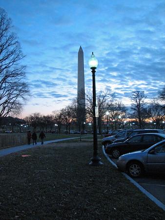Washington DC - White House 12/9/2006