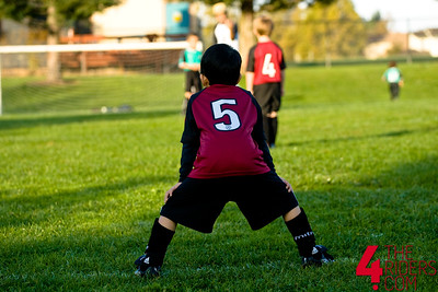 11.06.10 - Lil Bombers vs Dragons