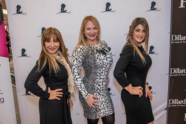 St Judes Fashion Show @ Dillard's 12-3-19