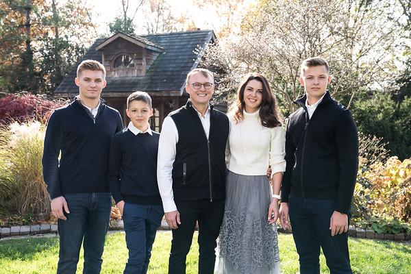 2020-10-09 Tchetvertnykh Family Fall 2020