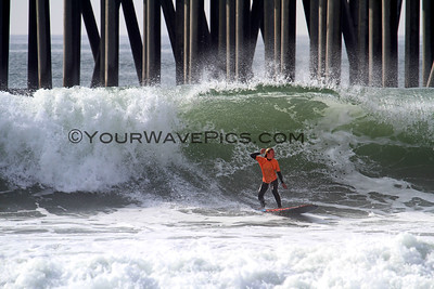 FVHS Sunset Surfing League 2014 Allstars 12/10/14