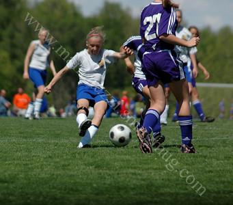 Hayley Soccer Player
