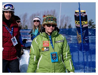 Rockstar Ski Cross Grand Prix Day 1