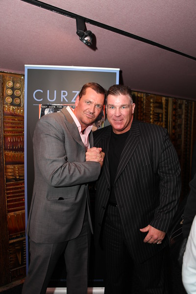 Craig Fairbrass and Joe Egan