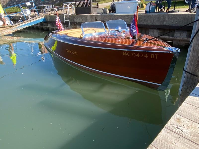Port Huron Boat Show September 2021.