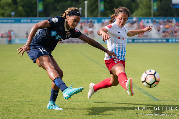 NC Courage vs Chicago Red Stars 5-21-2017