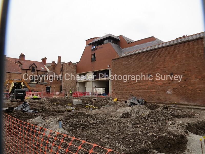 Northgate Phase I Redevelopment Scheme: Northgate Street