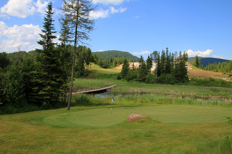 The Idaho Club, Sandpoint, ID - Hole #7