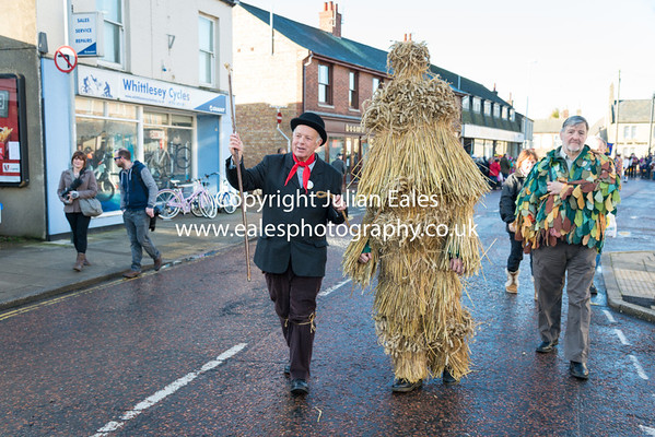 Straw Bear Festival Whittlesey 2014