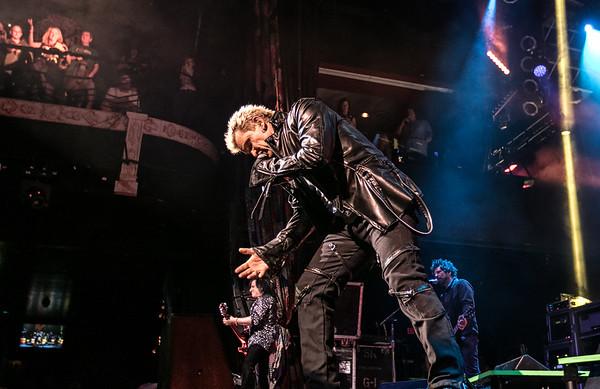 Billy Idol in Vegas