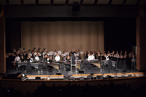 Fall Band Concert 2017