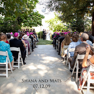 Shana and Mats_Wedding Album