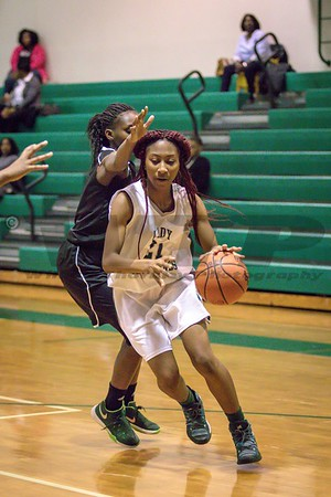 Woodland vs Lake Marion JV Girls 1-13-18
