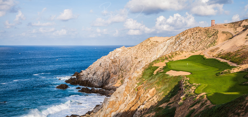 Quivira Golf Photography Cabo San Lucas