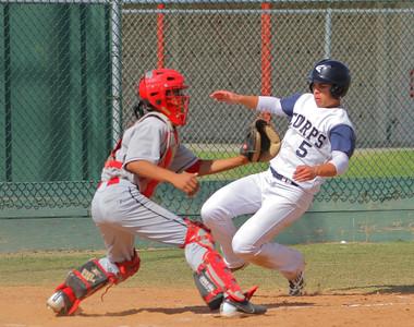 Scorpions JV Baseball 2013/2014
