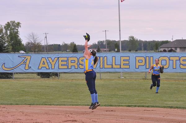 05-11-17 Sports Continental @ Ayersville SB