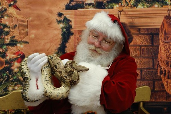 THS Santa Pictures