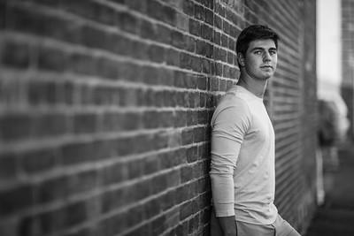 Joey  |  Senior Pictures