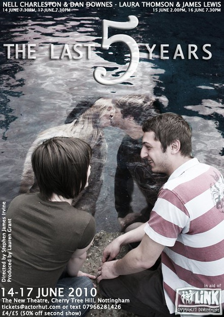 The Last 5 Years poster