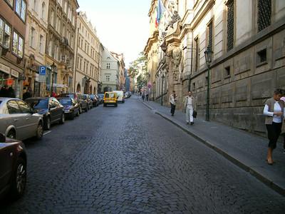 European Pilgrimage Tour October 2006