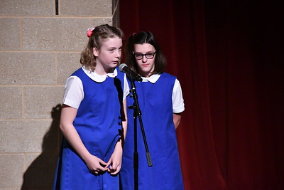 Lower School Winter Concert 2018