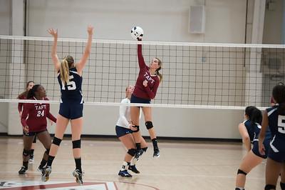 10/4/17: Varsity Volleyball v Hotchkiss