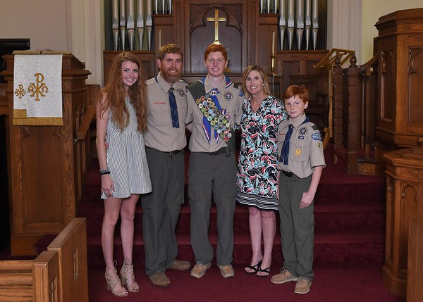 Owen Herring - Eagle Scout Court of Honor - 2018-05-27