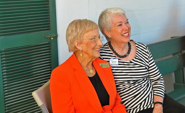 First Lady of Georgia, Sandra Deal, visits Hofwyl 10-29-18