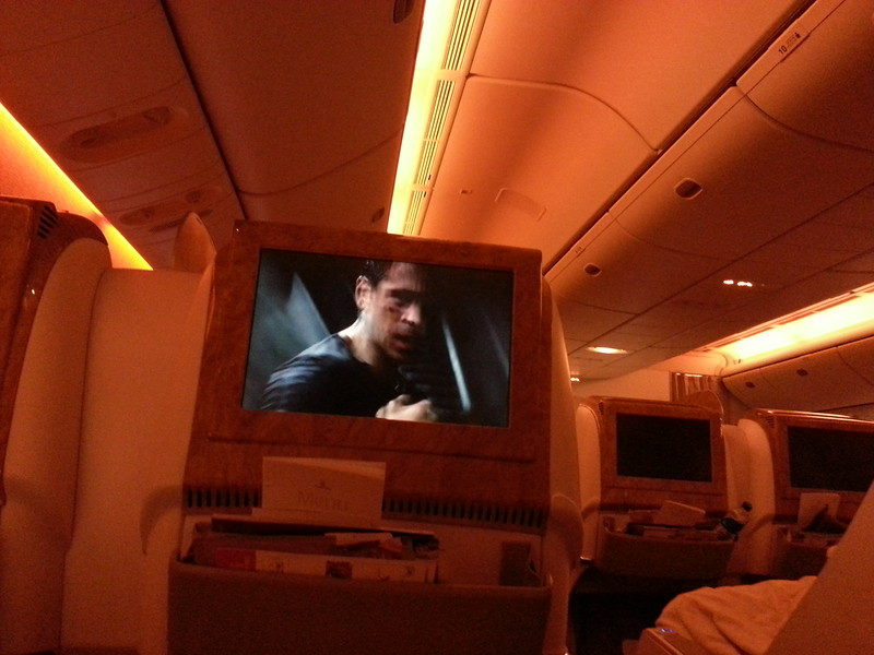 Emirates Business Class (6)