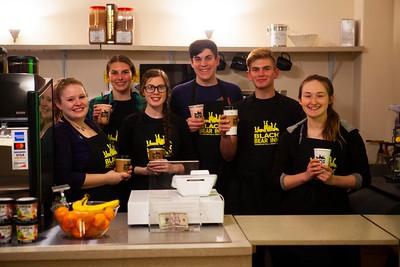 Black Bear Coffee Team