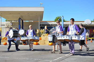 Drumline Haunted Jail and Daniel Pearl Event