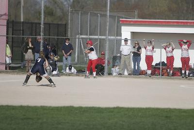 Girls JV Softball - 2005-2006 - 4/18/2006 vs. Fruitport