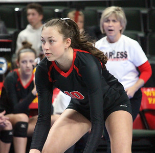Mayer Lutheran State Volleyball