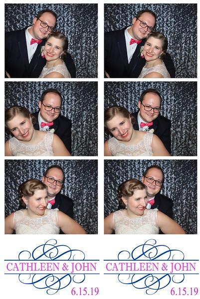 Cathleen & John