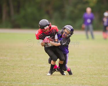 WAA Minors vs Swift Creek 10-14-17