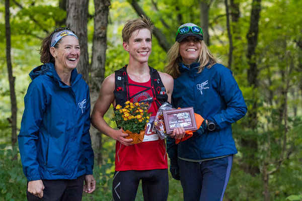 ORRRC Broken Toe 50k/25k - October 20, 2018