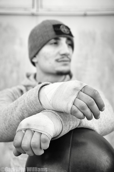 Patrizio Moroni - Boxer