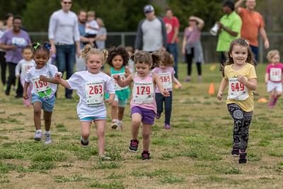 2018 Healthy Kids Running Series Spring Week 2