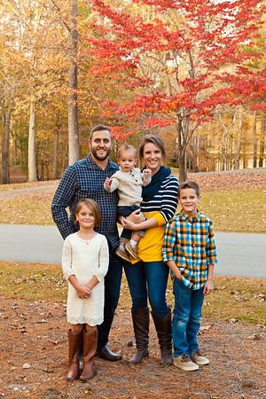 Wyrosdick Family 2017