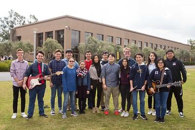 2019.03.04 International Praise Music Ensemble Chapel