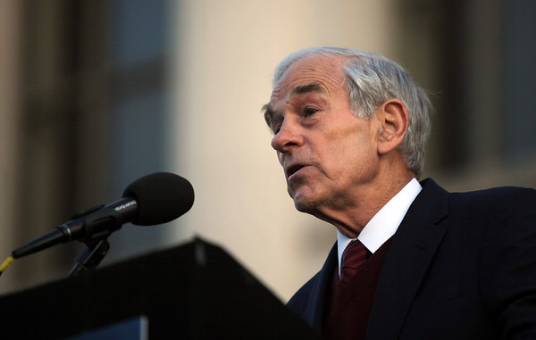 RON PAUL NORTHERN CALIFORNIA 2012
