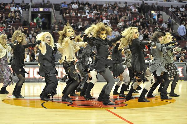 Bulls Half-Time Show (10-22-10)