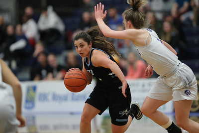 VIU Basketball vs Camosun (February 22, 2020)