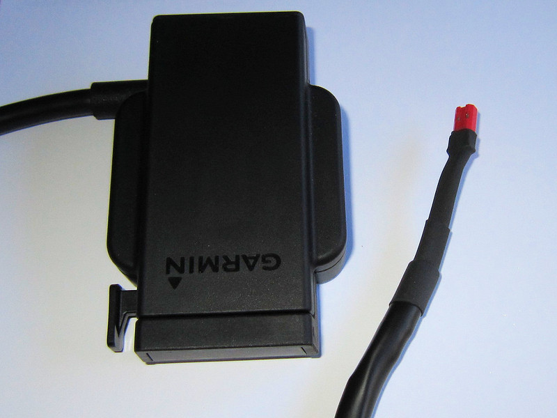 Garmin Zumo 660 Cradle - Wiring Loom / Cables Modification: