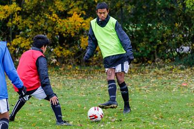 Garuda Select XI vs Milton Keynes U16s - 6th Nov 2019
