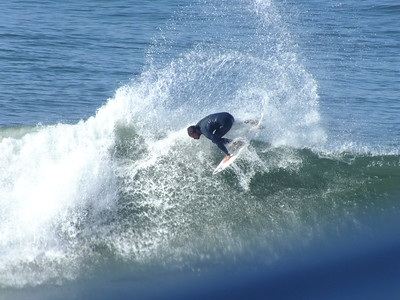 DAILY SURFING PHOTOS * 3/29/19 * H.B. PIER